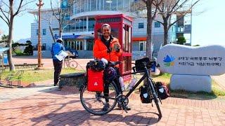 كوريا الجنوبية بالدراجة Korea Bicycle Tour