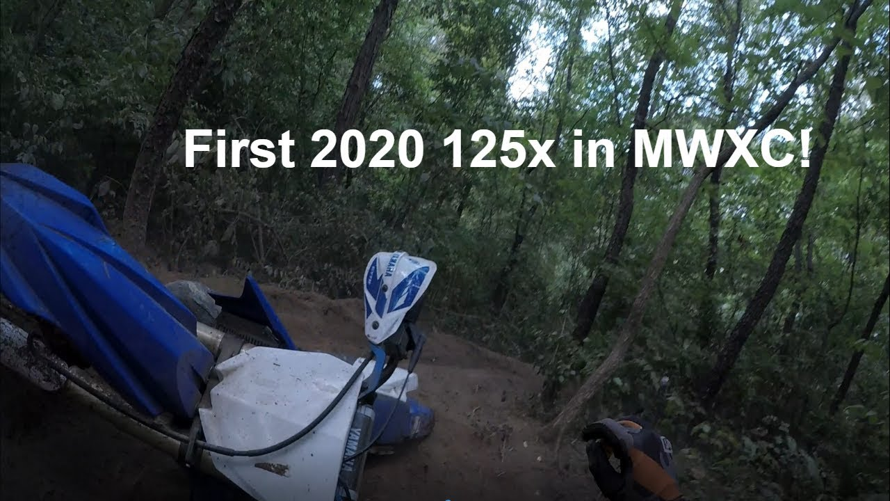Langley Air Show 2020.Mwxc Brawl At The Badlands Levi Langley 2020 Yz125x