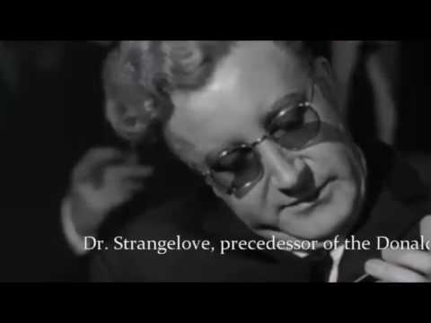 THE NEW RABOTNIK [118]  The Donald Trump - Dr.Strangelove cyber war in Paradiso