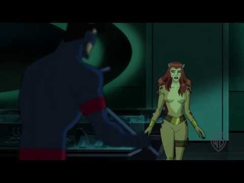 """BATMAN UNLIMITED: ANIMAL INSTINCTS - """"Nightwing vs. Cheetah"""" Preview Clip"""