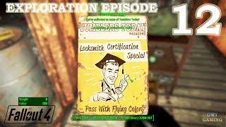 Fallout 4 - Super Duper Mart - Malden Center - Gameplay Walkthrough Part 12 No Commentary