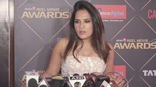 Richa Chadda At News 18 Reel Movie Awards 2018