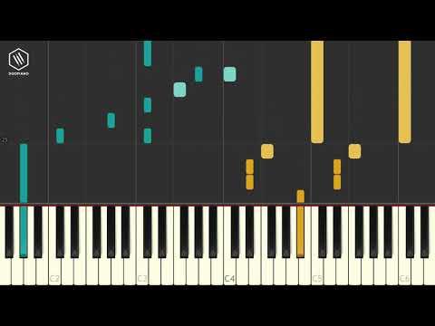 BTS (방탄소년단) - Serendipity Piano Tutorial