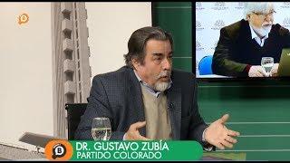 """Gustavo Zubía: """"El Frente Amplio ha descuidado la seguridad"""""""