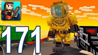Pixel Gun 3D - Gameplay Walkthrough Part 171 - New Mode: Raids (iOS, Android)