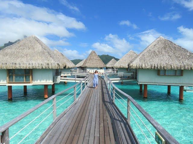 Bienvenidos a Bora Bora!