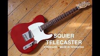SQUIER TELECASTER (STANDARD)