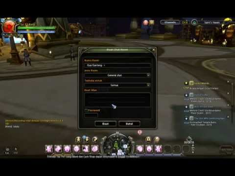 Dragon nest Indonesia - Bug Chat Room