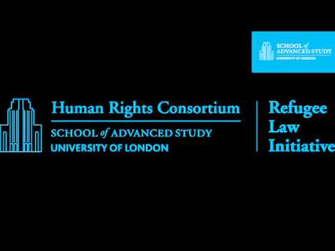 The Limits of Refugee Law - Human Trafficking and Challenges
