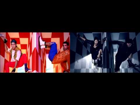 Rihanna - Who's That Chick official music video (day and night versions)