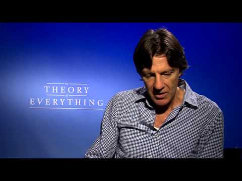 James Marsh Director  The Theory of Everything