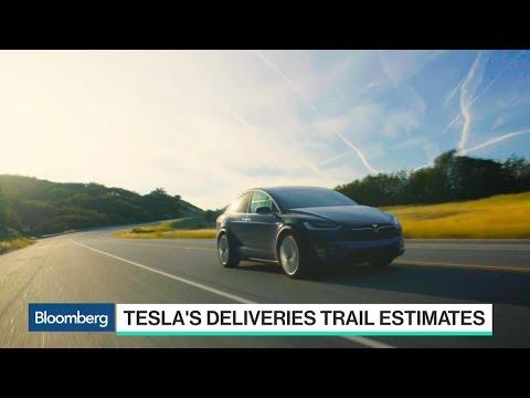 Tesla Deliveries Beat Everyone's Forecasts: Morgan Stanley