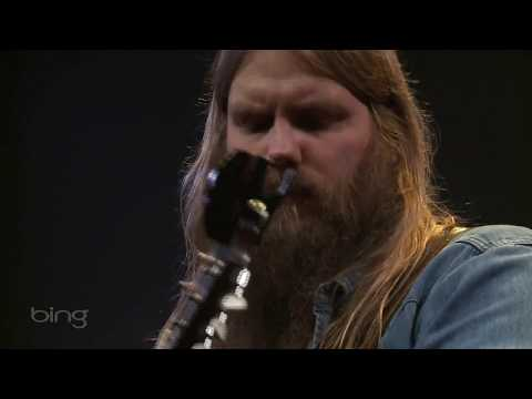 Chris Stapleton - Comeback Song (Bing Lounge)
