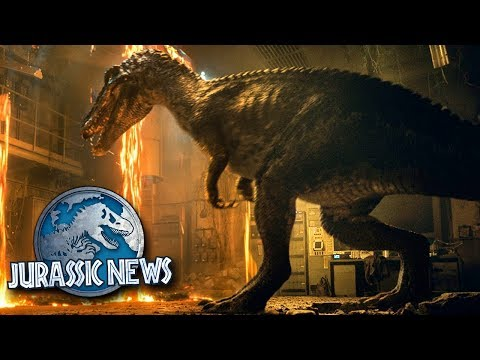 Download Youtube: NEW SUCHOMIMUS REVEAL + BARYONYX ENCOUNTER! | Jurassic World News Update