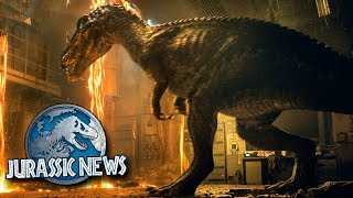 NEW SUCHOMIMUS REVEAL + BARYONYX ENCOUNTER! | Jurassic World News Update