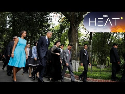 The Heat— G7, Obama's Vietnam Trip, South China Sea and More 05/28/2016