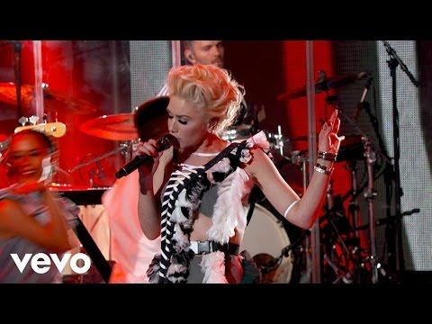 Gwen Stefani - Make Me Like You (Jimmy Kimmel Live!)