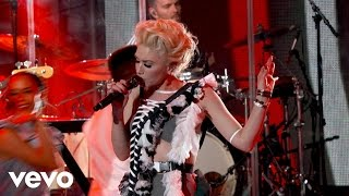 gwen stefani make me like you jimmy kimmel live