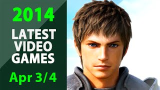 April 2014 Latest Video Games (3/4)