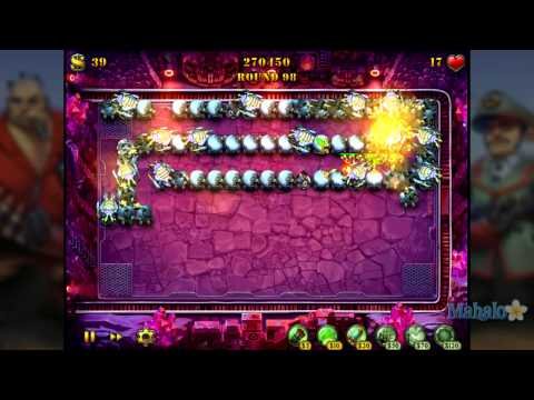 Fieldrunners: Crystal Caves Extended Mode Walkthrough pt 8
