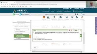 Tutkimuskyselyn tekeminen Webropol-ohjelmalla