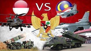 Perbandingan Militer Indonesia Vs Malaysia