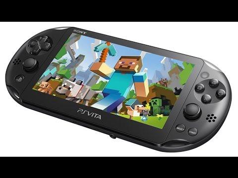 ⛏-minecraft:-playstation-vita-edition--gameplay