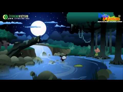 Phim Hoạt Hình Ninja Vui Nhộn Tập 10: Pucca và cơn thịnh nộ của núi lửa