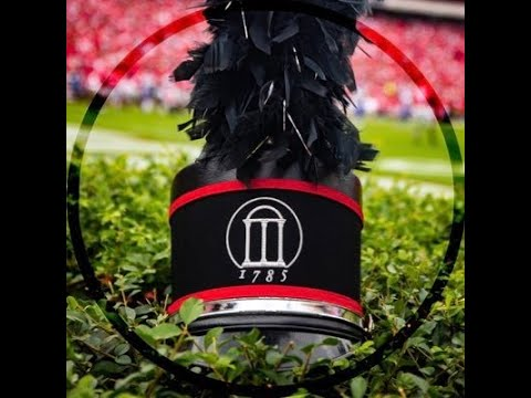 2019 Sugar Bowl Georgia Redcoat Marching Band