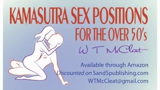 Repeat youtube video Kamasutra for the active over 50s:  intimate sex positions