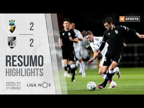 SC Farense Guimaraes Goals And Highlights