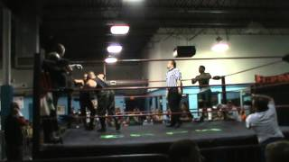 ECPW: SJR & Kash Camacho VS The Iraqi Butchers 7/14/2012