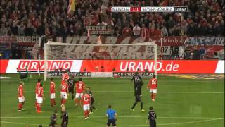 Mainz 05 vs. Bayern Munich