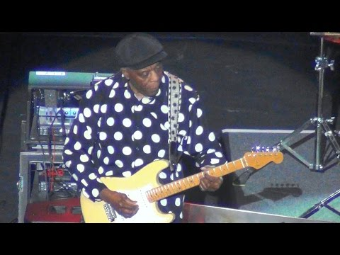 Buddy Guy + Billy Cox - Red House - Experience Hendrix - Oakland 2017