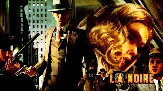 L.A. Noire Steam PC gameplay