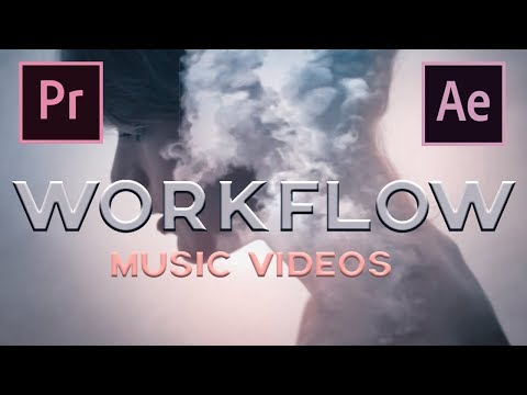 My Music Video EDITING WORKFLOW ( Edit Faster - Better - Easier)