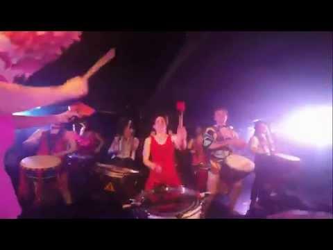 The Beastie Drummers, Drum Club, 2014