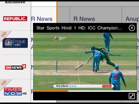 How to fiddler cricket live jio tv old apps install iphone without  jailbreak, jio sim & Hotstar