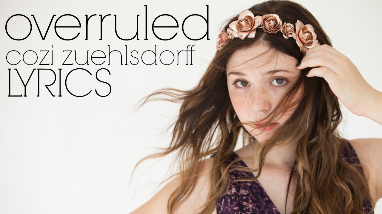 cozi zuehlsdorff songs