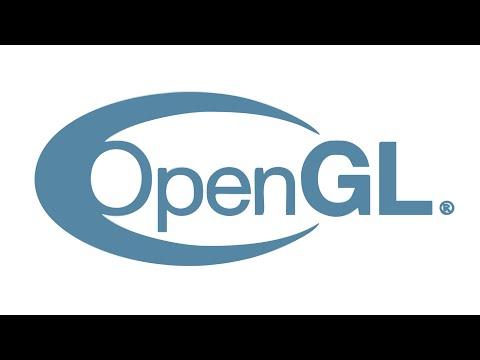 Actualiza tu OpenGL (posible solucion, nuevo metodo)