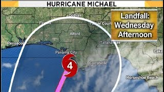 🔴LIVE: NEW UPDATE HURRICANE MICHAEL PATH AFTER LANDFALL IN FLORIDA PANHANDLE