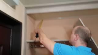 Вопрос мебельщикам. Проблема с натяжным потолком