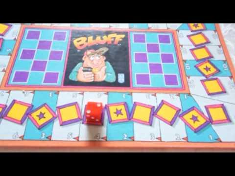 Anleitung Bluff (FX Schmid) - Spiel des Jahres 1993