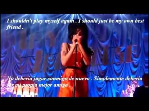 Amy Winehouse -  Tears Dry On Their Own - Sub Esp Y Ing