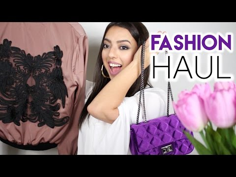 Fashion Haul + try on | Melle Lalhaa