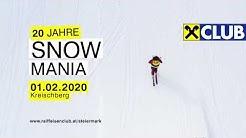 Snowmania 2020 Teaser