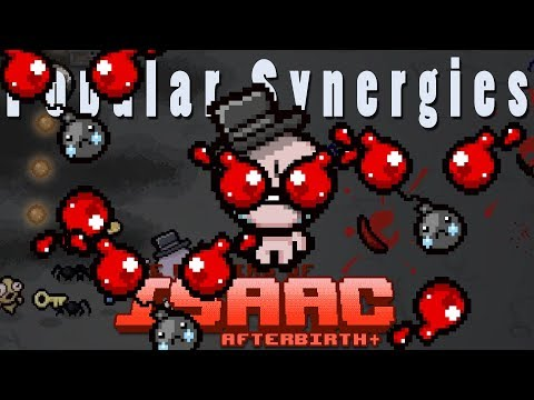The Binding of Isaac Afterbirth Plus | Dr Haemo | Popular Synergies