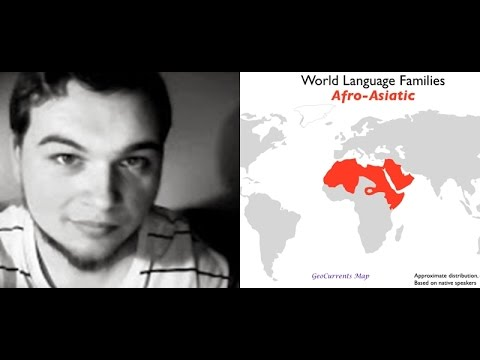 The Arabic Script in Depth (Part 1) The History of the Afro-Asiatic Language Family