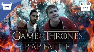 GAME OF THRONES RAP BATTLE Dan Bull Vs NLJ