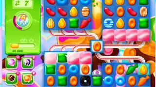 Candy Crush Jelly Saga Level 1187 * NO BOOSTERS